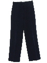 Womens Straight Leg Knit Pants