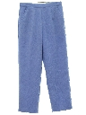 Womens Tapered Knit Pants