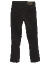 Womens Wicked 90s Flared Jeans-cut Pants