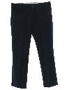 Mens Cropped Jeans-cut Pants