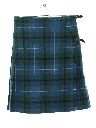 Womens Scottish Kilt Style Skirt