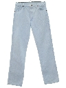 Unisex Totally 80s Denim Jeans Pants
