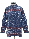Womens Totally 80s Style Oversized Sweater