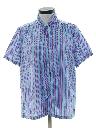 Womens Totally 80s Secretary Shirt