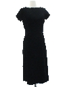 Womens Wiggle Cocktail Dress