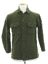 Mens Military US Army Uniform Shirt