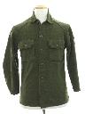 Mens Military US Army Uniform Shirt