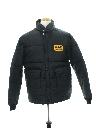 Mens Puffy Ski Style Work Jacket
