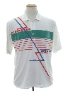 Mens Totally 80s Polo Shirt