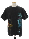 Mens Animal T-shirt