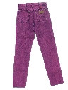 Womens Totally 80s High Waist Acid Washed Denim Jeans Pants