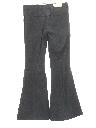 Unisex Elephant Bells Bellbottom Denim Jeans Pants