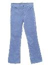 Unisex Levis 517 Slight Bootcut Flared Corduroy Jeans Pants
