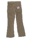 Levis Durwale 646 Unisex Levis Rare 646 Bellbottom Corduroy Jeans Pants