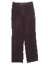 Womens Totally 80s Highwaisted Corduroy Pants