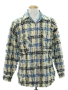 Mens Wool Pendleton CPO Shirt Jacket