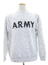 Unisex Army Military Sweatshirt