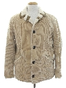 Mens Corduroy Hippie Coat Jacket