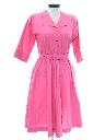 Womens Mod House Dress