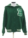 Womens Cheerleader Varisty Lettermans Jacket