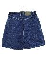 Womens High Waisted Denim Shorts