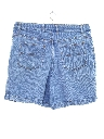 Womens High Waisted Denim Mom Shorts