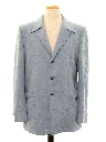 Mens Leisure Style Disco Blazer Style Sport Coat Jacket