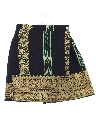 Womens Hippie Style Wrap Skort Skirt Style Shorts