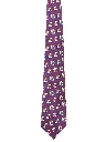 Mens Totally 80s Necktie