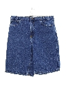 Womens Denim Jorts Shorts