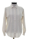 Womens Totally 80s Preppy Shirt