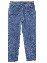 Womens Highwaisted Denim Jeans Pants