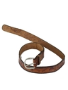 Mens Accessories -Leather Western Belt