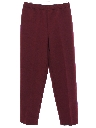 Womens Totally 80s High Waisted Knit Pants