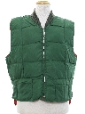 Mens Reversible Ski Vest Jacket