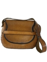 Womens Accessories - Leather Hippie Purse
