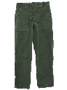 Mens Military Work Pants