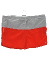 Mens Wicked 90s Stubbies Swim Shorts