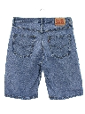 Mens Levis Denim Jeans Jorts Shorts