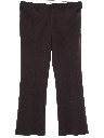 Mens Jeans-Cut Leisure Style Knit Pants