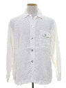 Mens Totally 80s Linen Shirt
