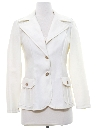 Womens Two Piece Leisure Jacket