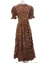Womens Prairie Dress