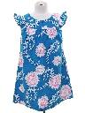 Womens/Girls Hawaiian Dress