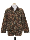 Mens Hunting Coat Jacket