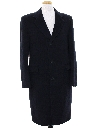 Mens Cashmere Overcoat Jacket