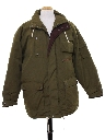 Mens Parka Coat Jacket