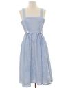 Womens Jumper Style Dorothy Dress