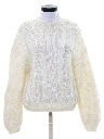 Womens Totally 80s Mohair Sweater