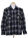 Mens Flannel Board Style Shirt